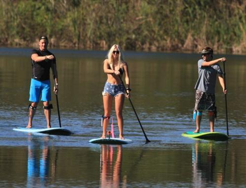 Fun On Bear Pond