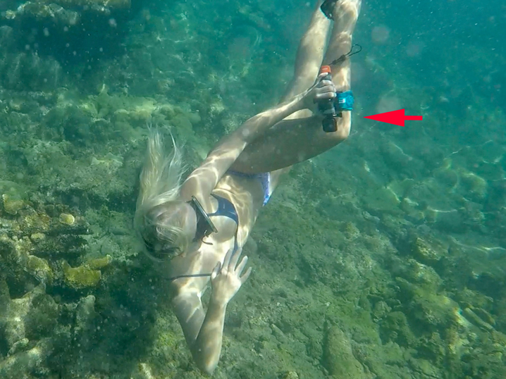 Buoy Stash GoPro Rincon